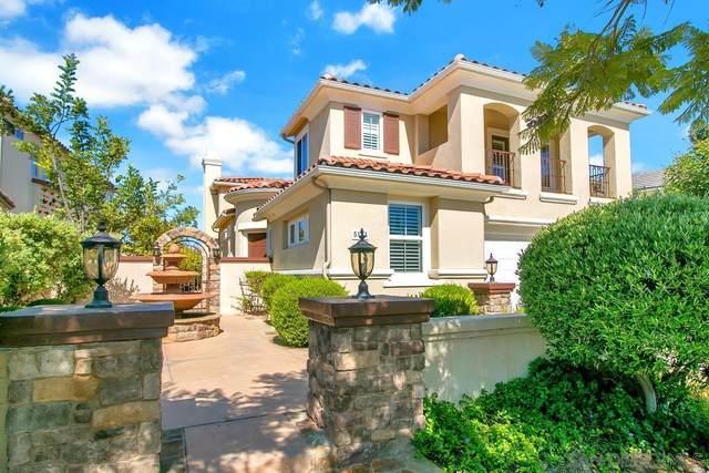 5164 Great Meadow Dr., San Diego, CA 92130 (#210018623) :: Neuman & Neuman Real Estate Inc.