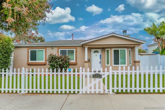 3030 Nile St, San Diego, CA 92104 (#210018676) :: Keller Williams - Triolo Realty Group