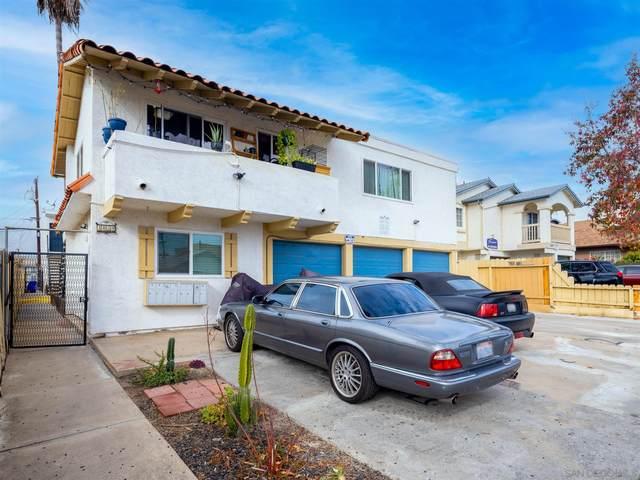 3870 37th St #1, San Diego, CA 92105 (#210018695) :: Neuman & Neuman Real Estate Inc.