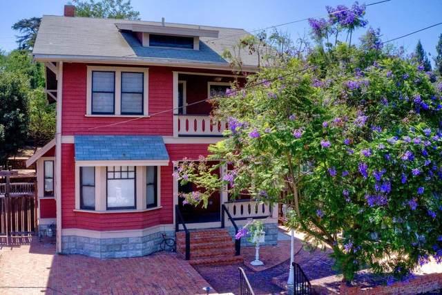 8463 Lemon Avenue, La Mesa, CA 91941 (#210018726) :: Neuman & Neuman Real Estate Inc.