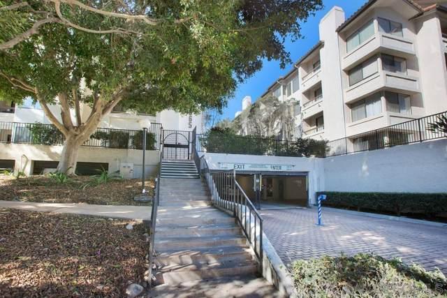 5665 Friars Rd #205, San Diego, CA 92110 (#210018742) :: Neuman & Neuman Real Estate Inc.