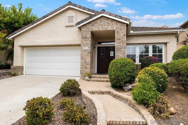 2912 Avenida Valera, Carlsbad, CA 92009 (#210018825) :: Neuman & Neuman Real Estate Inc.