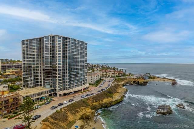 939 Coast Blvd 6BC, La Jolla, CA 92037 (#210018886) :: Neuman & Neuman Real Estate Inc.