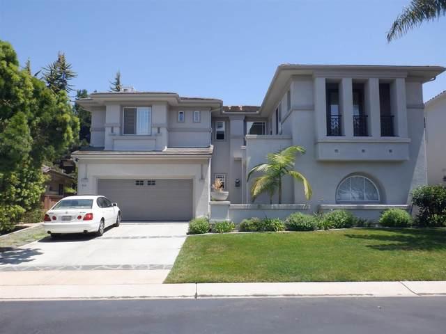 515 Paloma Court, Encinitas, CA 92024 (#210018901) :: Neuman & Neuman Real Estate Inc.