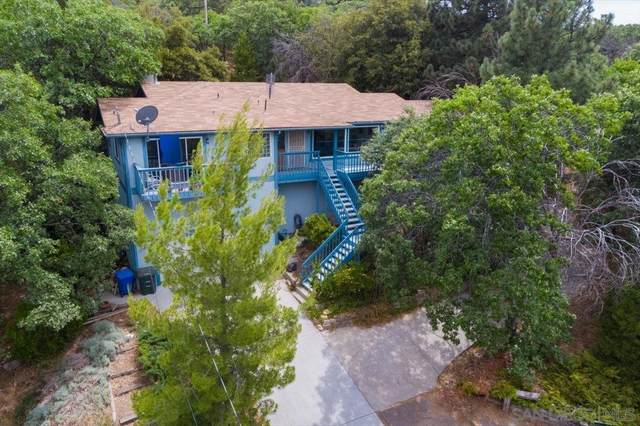 859 Pine Cone Drive, Julian, CA 92036 (#210018918) :: Neuman & Neuman Real Estate Inc.