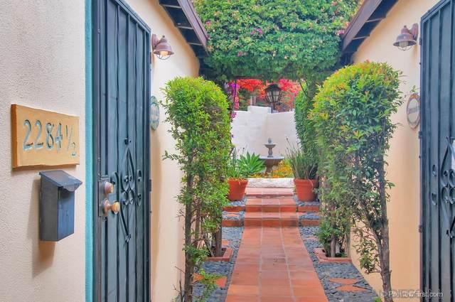 2282-84 Congress Street, San Diego, CA 92110 (#210018935) :: Neuman & Neuman Real Estate Inc.