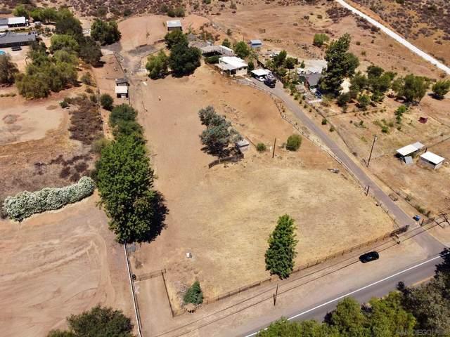 1964 Harbison Canyon Rd, El Cajon, CA 92019 (#210018972) :: Neuman & Neuman Real Estate Inc.