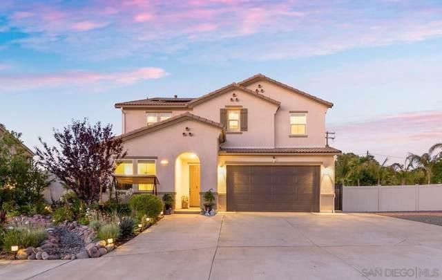 504 Saddle Pl, Escondido, CA 92026 (#210019049) :: Neuman & Neuman Real Estate Inc.