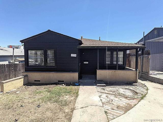 2779 Broadway, San Diego, CA 92102 (#210019133) :: Neuman & Neuman Real Estate Inc.