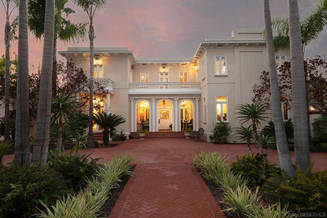 382 Glorietta Blvd, Coronado, CA 92118 (#210019139) :: Neuman & Neuman Real Estate Inc.