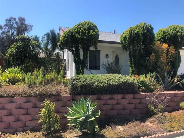1574 Honeysuckle Ln, San Diego, CA 92114 (#210019397) :: Dannecker & Associates