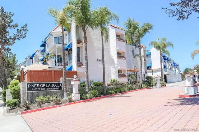 8308 Regents Rd 1B, San Diego, CA 92122 (#210019457) :: Compass