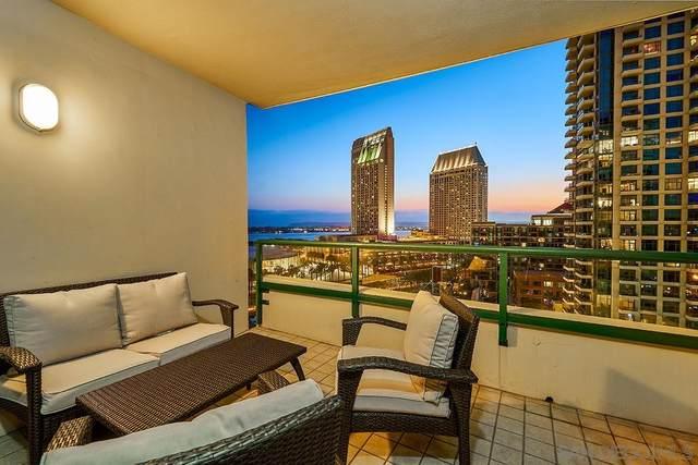 510 1st Avenue #1305, San Diego, CA 92101 (#210019579) :: Neuman & Neuman Real Estate Inc.