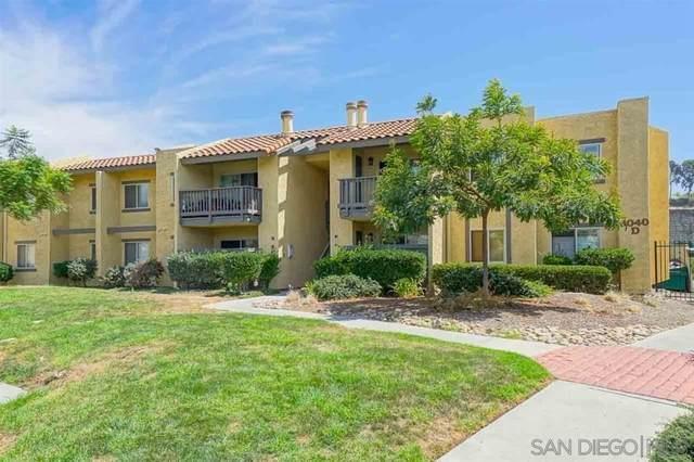 3040 Alta View Dr. D103, San Diego, CA 92139 (#210019600) :: Dannecker & Associates