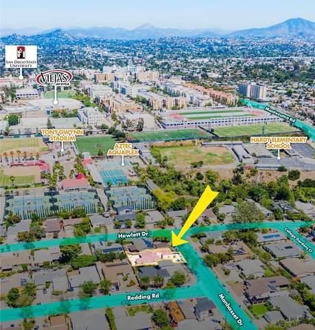 5288 Manhasset Dr, San Diego, CA 92115 (#210019648) :: Neuman & Neuman Real Estate Inc.