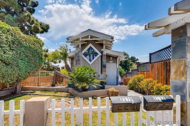 2370 Vancouver Ave, San Diego, CA 92104 (#210019668) :: Neuman & Neuman Real Estate Inc.