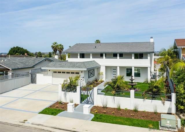 5924 Lance St, San Diego, CA 92120 (#210019683) :: Neuman & Neuman Real Estate Inc.
