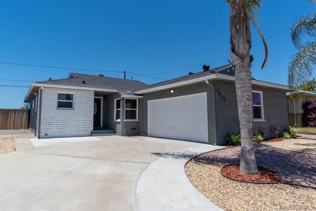 7020 Glenroy St, San Diego, CA 92120 (#210019693) :: Dannecker & Associates