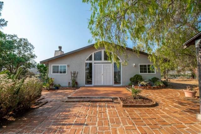 25511 Potrero Valley Rd, Potrero, CA 91963 (#210019696) :: Neuman & Neuman Real Estate Inc.