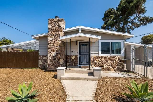 152 Emerson St, Chula Vista, CA 91911 (#210019706) :: Neuman & Neuman Real Estate Inc.