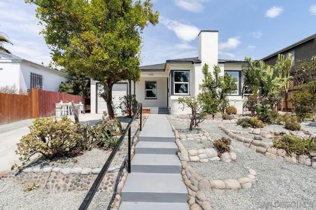 4481 51st St, San Diego, CA 92115 (#210019725) :: SunLux Real Estate