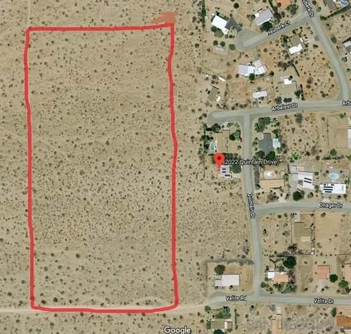 Borrego Springs, CA 92004 :: Neuman & Neuman Real Estate Inc.