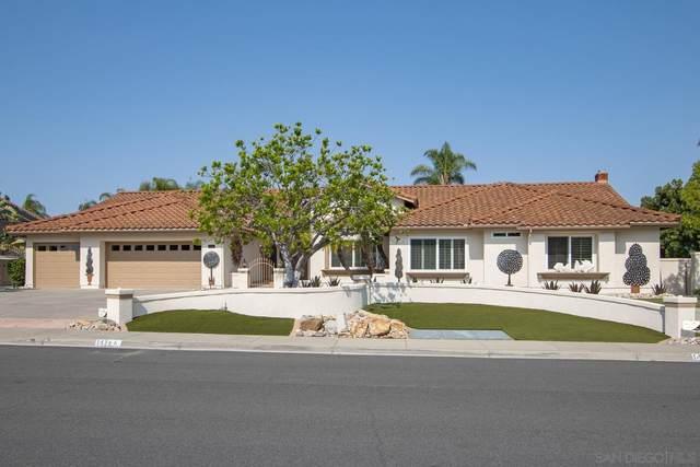 14166 Palisades Drive, Poway, CA 92064 (#210019789) :: Compass