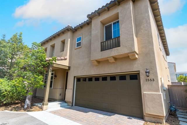 1553 Yanonali Ave, Chula Vista, CA 91913 (#210019814) :: Neuman & Neuman Real Estate Inc.