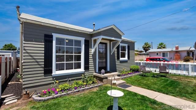 3570 Cherokee Ave, San Diego, CA 92104 (#210019834) :: Neuman & Neuman Real Estate Inc.
