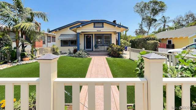 1929-31 31st St, San Diego, CA 92102 (#210019872) :: Neuman & Neuman Real Estate Inc.