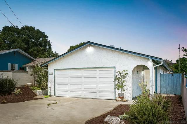 935 Ramona Ave, Spring Valley, CA 91977 (#210019883) :: Compass