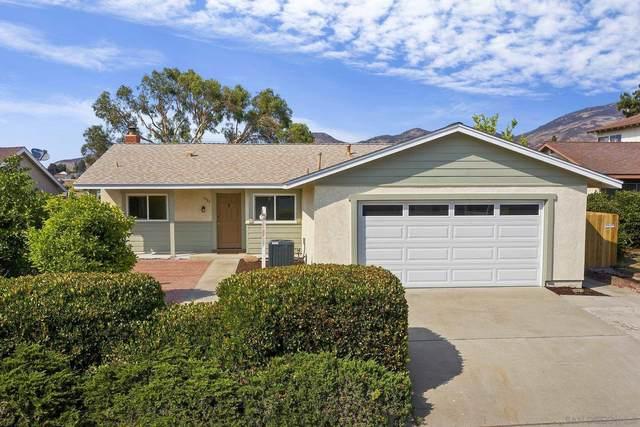 6380 Amberly Street, San Diego, CA 92120 (#210019902) :: Neuman & Neuman Real Estate Inc.