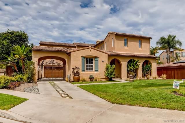 576 Rush Dr., San Marcos, CA 92078 (#210019935) :: Neuman & Neuman Real Estate Inc.