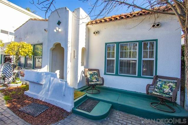 319 Rosecrans St, San Diego, CA 92106 (#210019952) :: Neuman & Neuman Real Estate Inc.
