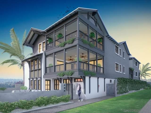 434 Orange Avenue 3B, Coronado, CA 92118 (#210019953) :: Neuman & Neuman Real Estate Inc.