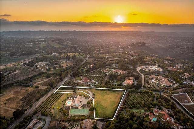 El Camino Del Norte #0, Rancho Santa Fe, CA 92067 (#210019967) :: Neuman & Neuman Real Estate Inc.