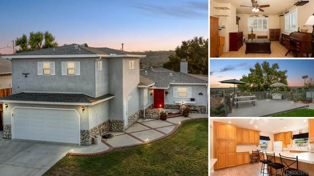 6838 Newberry St, San Diego, CA 92120 (#210020026) :: Dannecker & Associates