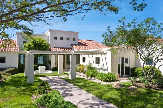 6003 Avenida Cuatro Vientos, Rancho Santa Fe, CA 92067 (#210020038) :: Neuman & Neuman Real Estate Inc.