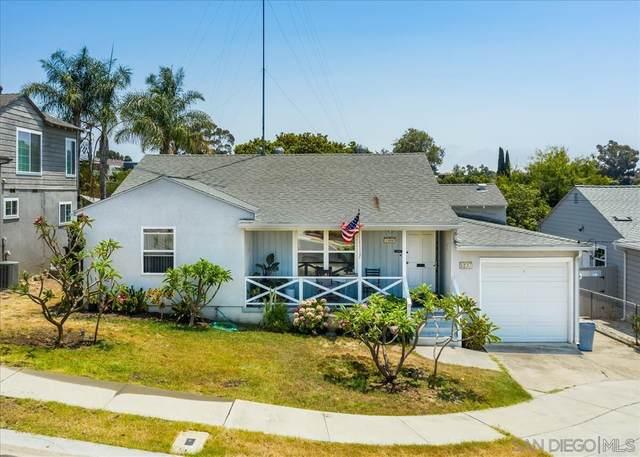 5237 Alcorn Pl, San Diego, CA 92115 (#210020052) :: Neuman & Neuman Real Estate Inc.