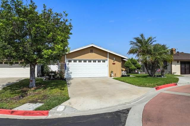 4555 71St St #11, La Mesa, CA 91942 (#210020054) :: Neuman & Neuman Real Estate Inc.