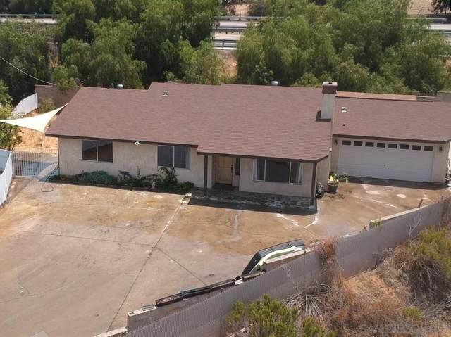 13523 Los Coches Rd East, El Cajon, CA 92021 (#210020058) :: Neuman & Neuman Real Estate Inc.
