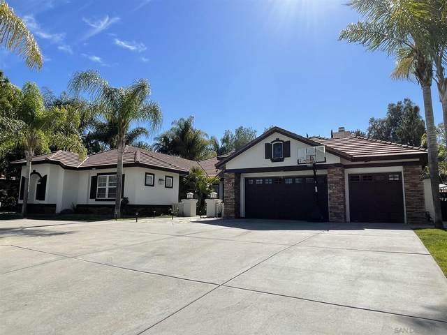 2205 Eucalyptus Ave, Escondido, CA 92029 (#210020093) :: The Todd Team Realtors