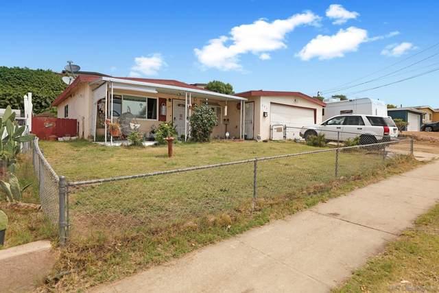 387 E Naples St, Chula Vista, CA 91911 (#210020118) :: Neuman & Neuman Real Estate Inc.