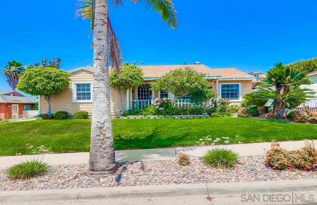 4766 Greenbrier Ave, San Diego, CA 92120 (#210020138) :: Dannecker & Associates