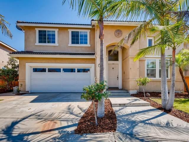 922 Camino Del Sol, Chula Vista, CA 91910 (#210020163) :: Neuman & Neuman Real Estate Inc.