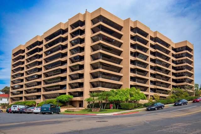 230 W Laurel #301, San Diego, CA 92101 (#210020202) :: SunLux Real Estate