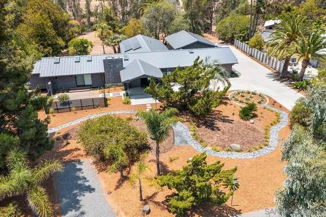 17436 Rancho Del Rio, Rancho Santa Fe, CA 92067 (#210020218) :: Neuman & Neuman Real Estate Inc.