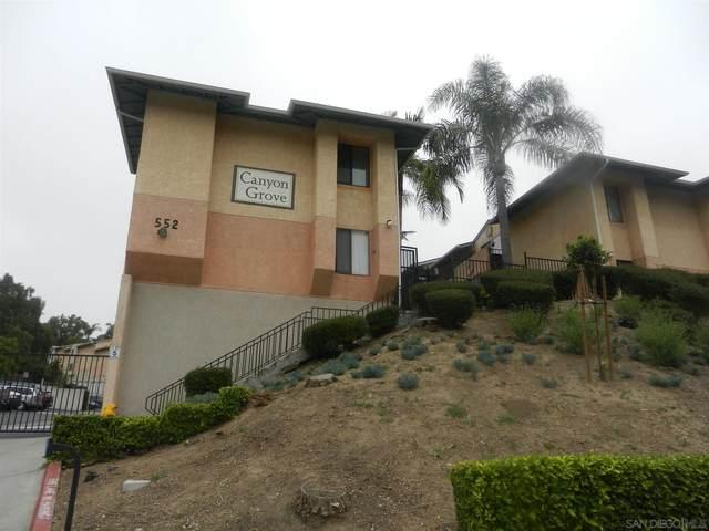 552 Canyon Dr #7, Oceanside, CA 92054 (#210020231) :: Dannecker & Associates