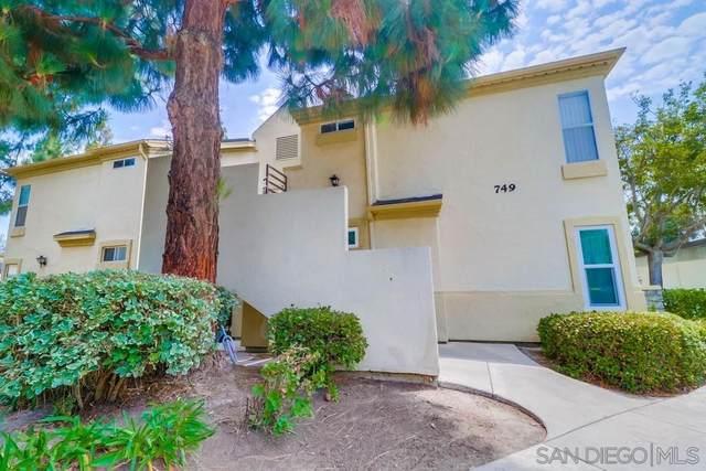 749 Brookstone Rd #201, Chula Vista, CA 91913 (#210020257) :: Team Forss Realty Group