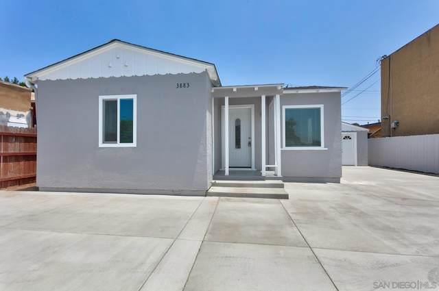 3883 38th, San Diego, CA 92105 (#210020278) :: Neuman & Neuman Real Estate Inc.
